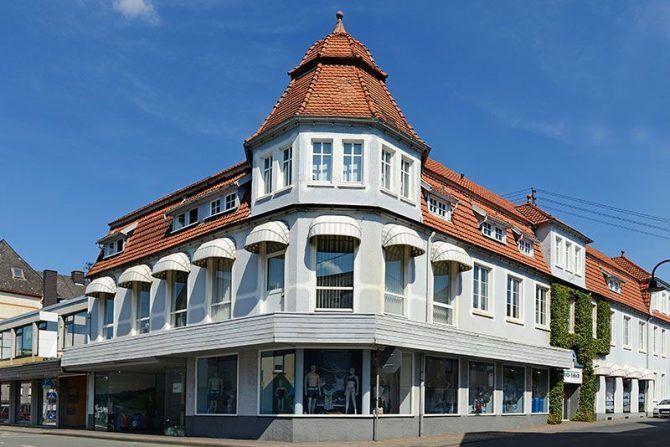 Domizil Steinweg 1, Hachenburg